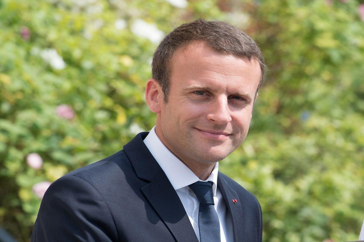 France, Emmanuel Macron, Albania, Edi Rama, Didier Deschamps