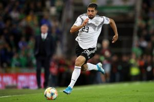 Emre Can interested in moving to Real Madrid as replacement for Casemiro: Reports