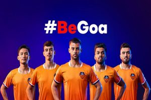 Indian Super League: Virat Kohli unveils FC Goa's new home jersey