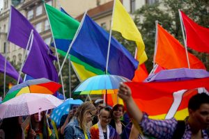 'Overwhelming' support for London's 1st Trans Pride