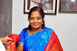 Former Tamil Nadu BJP chief Tamilisai Soundararajan sworn in as Telangana Governor