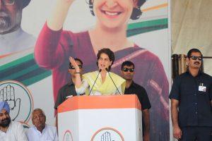 'Sword hanging on livelihood of millions of Indians': Priyanka Gandhi on auto sector crisis