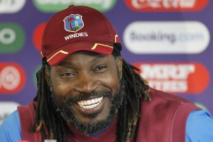 Chris Gayle's 22nd T20 hundred in vain in CPL run feast