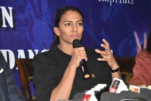 Wrestler Geeta Phogat announces pregnancy news