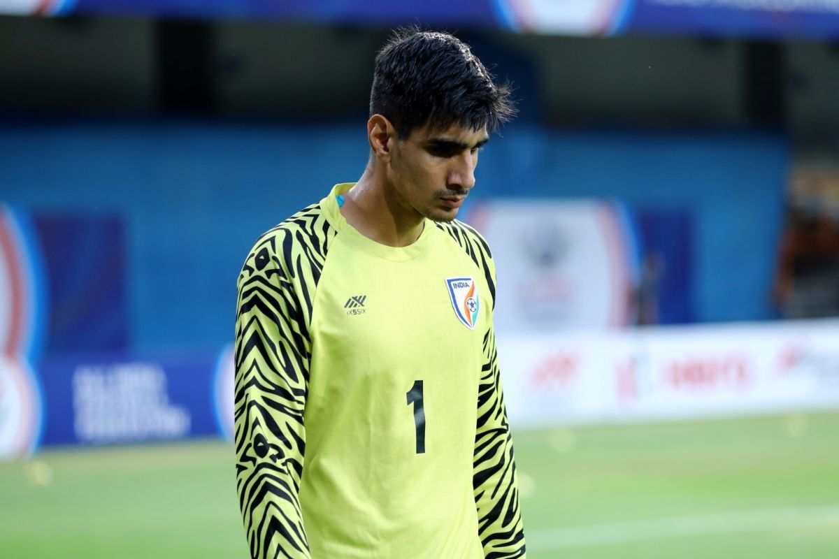2022 FIFA World Cup Qualifier, FIFA World Cup Qualifier 2022, FIFA, India, Qatar, Gurpreet Singh Sandhu