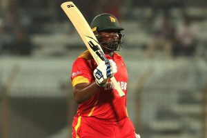 Zimbabwe captain Hamilton Masakadza breaks T20I record in his final international game