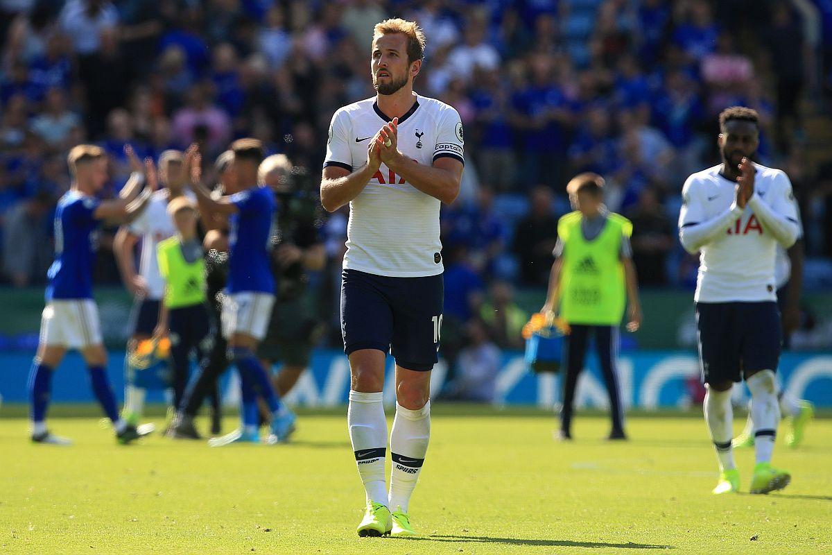 Harry Kane, Tottenham Hotspur, Premier League, English Premier League, COVID-19, Coronavirus