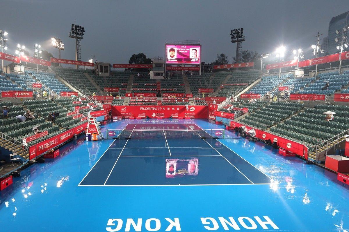 Hong Kong Open, Hong Kong, Hong Kong Tennis Association, China Extradition Bill, Hong Kong Protest