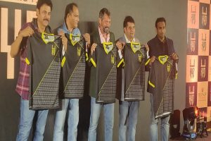Hyderabad FC unveils team jersey for ISL season 6