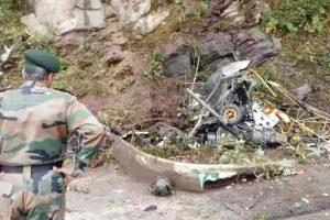 Indian Lt Col killed in Bhutan chopper crash