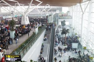 Chaos at Delhi airport after IndiGo, SpiceJet shift flight operations to T3