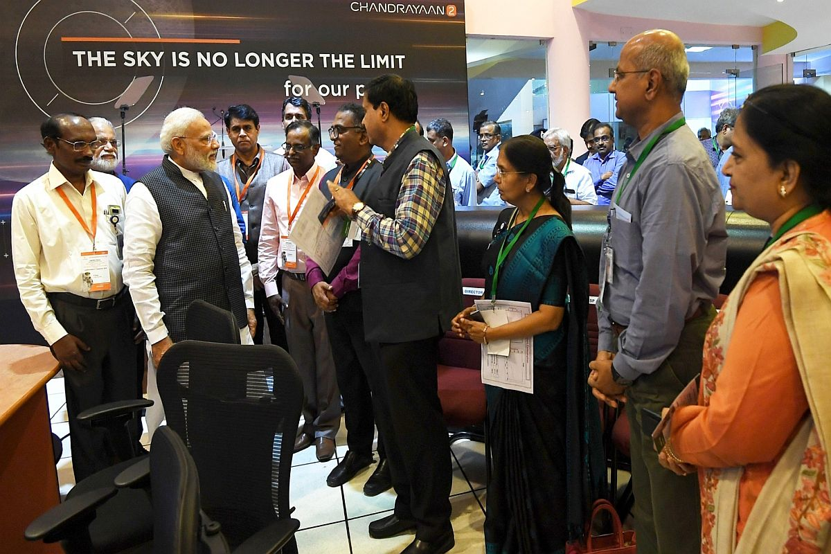 Mission or a Spectacle, ISRO, Chandrayaan