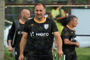 We could have scored many goals in the first half and killed the game: Igor Stimac