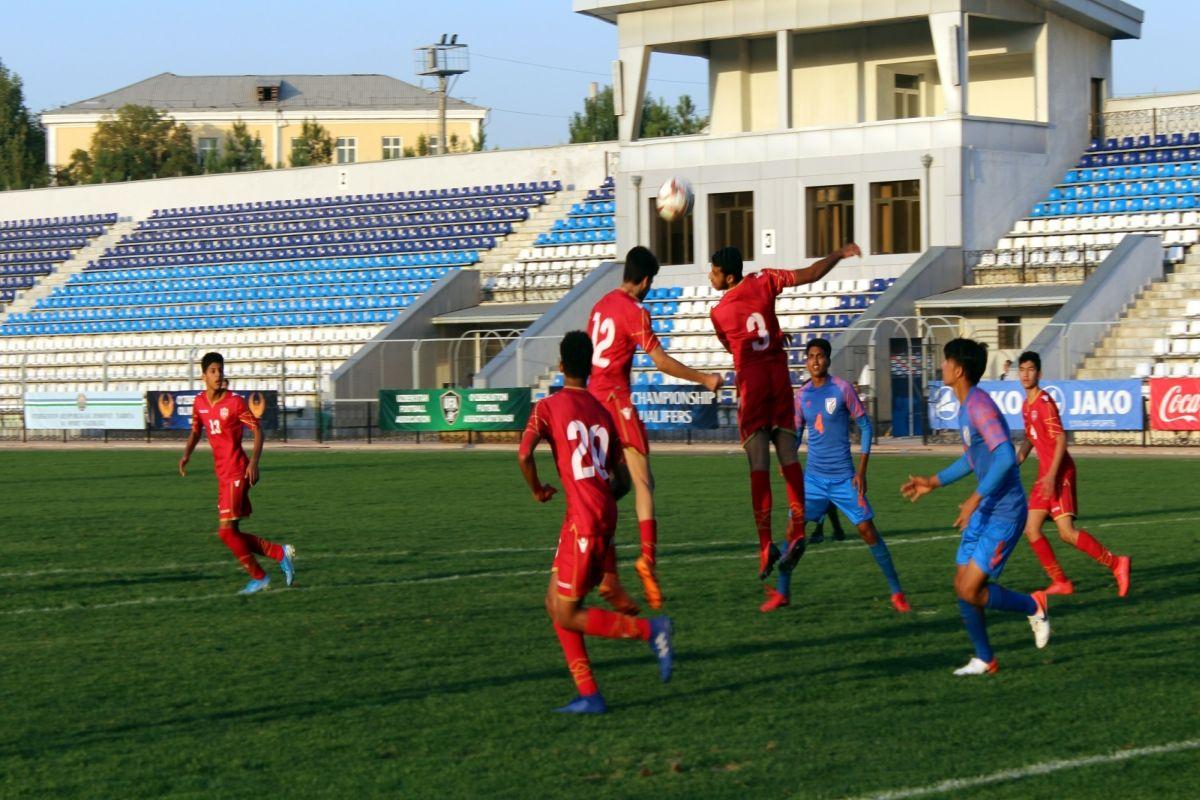 India pump in five past Bahrain in AFC U-16 qualifiers