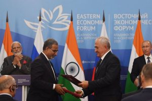 New Delhi, Moscow exchange 15 MoUs; Russia to build 20 more nuclear power plants in India, says Putin