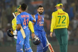 India vs South Africa 3rd T20I preview: India look to seal series