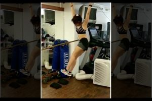 Ira Khan falls during workout session, check out her latest video