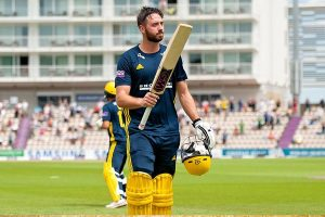 James Vince, Chris Morris sign up for Big Bash League