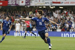 Speedy Japan defeats unorganized Paraguay 2-0 in friendly