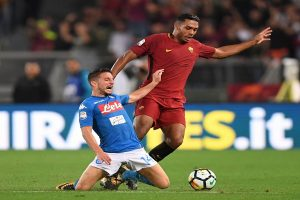 Roma impose life ban on fan who abused defender Juan Jesus