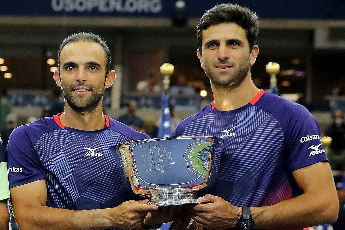 Colombians win US Open doubles for second Slam title