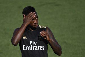 Transfer Deadline: Vinicius Junior unhappy with Zinedine Zidane gesture