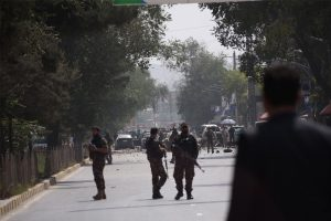 12 killed in Kabul suicide bombing