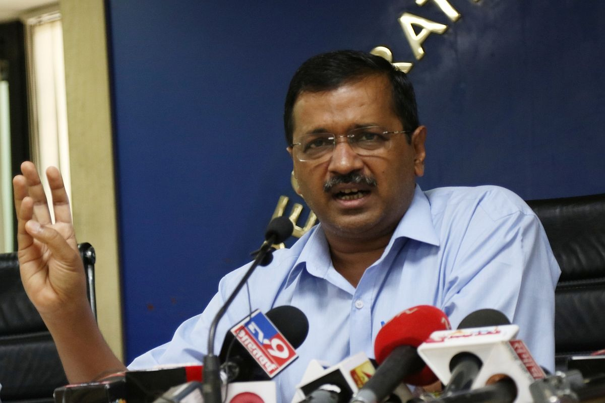 'If NRC comes, Manoj Tiwari will have to leave Delhi first': Arvind Kejriwal