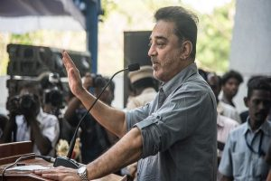 'No Shah or Sultan must renege on promise to not impose Hindi': Kamal Haasan