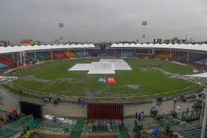 Rain plays spoilsports as Karachi ODI gets abandoned