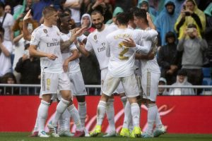 La Liga Update: Karim Benzema shines in Real Madrid win over Levante