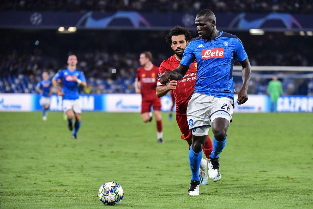 Kalidou Koulibaly, Barcelona, Manchester United, Napoli