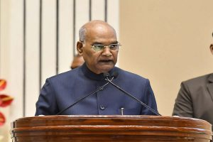 Universities are great hubs of ideas but not ivory towers: President Ram Nath Kovind
