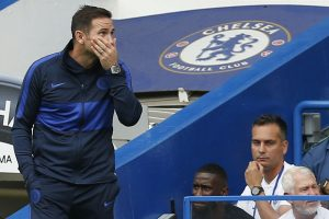 I can't believe you've gone Lampard and Gerrard: Chelsea manager Frank Lampard