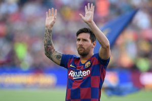 This day, that year: When Lionel Messi surpassed Telmo Zarra to become leading goalscorer in La Liga