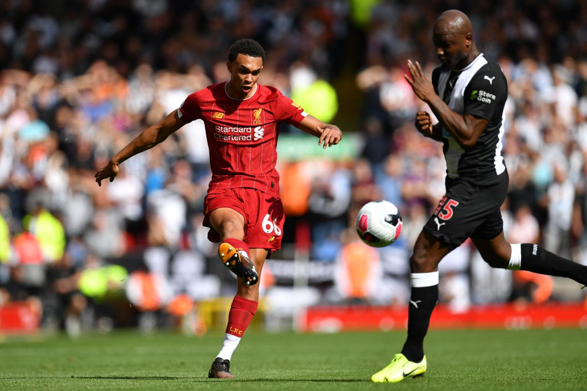 Lionel Messi wants Barcelona to sign Trent Alexander-Arnold