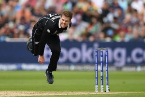 Lockie Ferguson out of Sri Lanka T20Is with fractured thumb