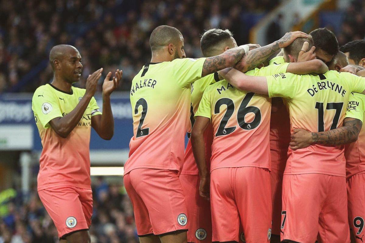 Premier League 2019-20, Manchester City, Everton, Raheem Sterling,