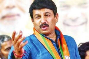 'We want NRC in Delhi': Delhi BJP president Manoj Tiwari