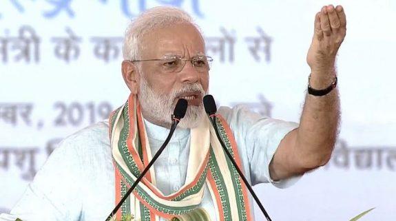 Corporate tax rate cut 'historic', win-win for 130 crore Indians: PM Modi