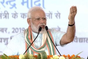PM Modi launches multiple projects for farmers in UP, urges citizens to get rid of single-use plastic