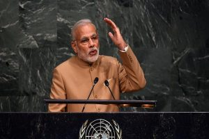 PM Modi among first set of speakers at UN climate summit