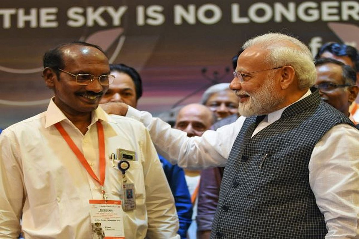 As deadline ends today, ISRO chief says 'no contact' with Vikram lander; Gaganyaan mission next