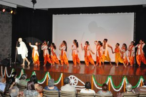 Music of charkha holds audience spellbound