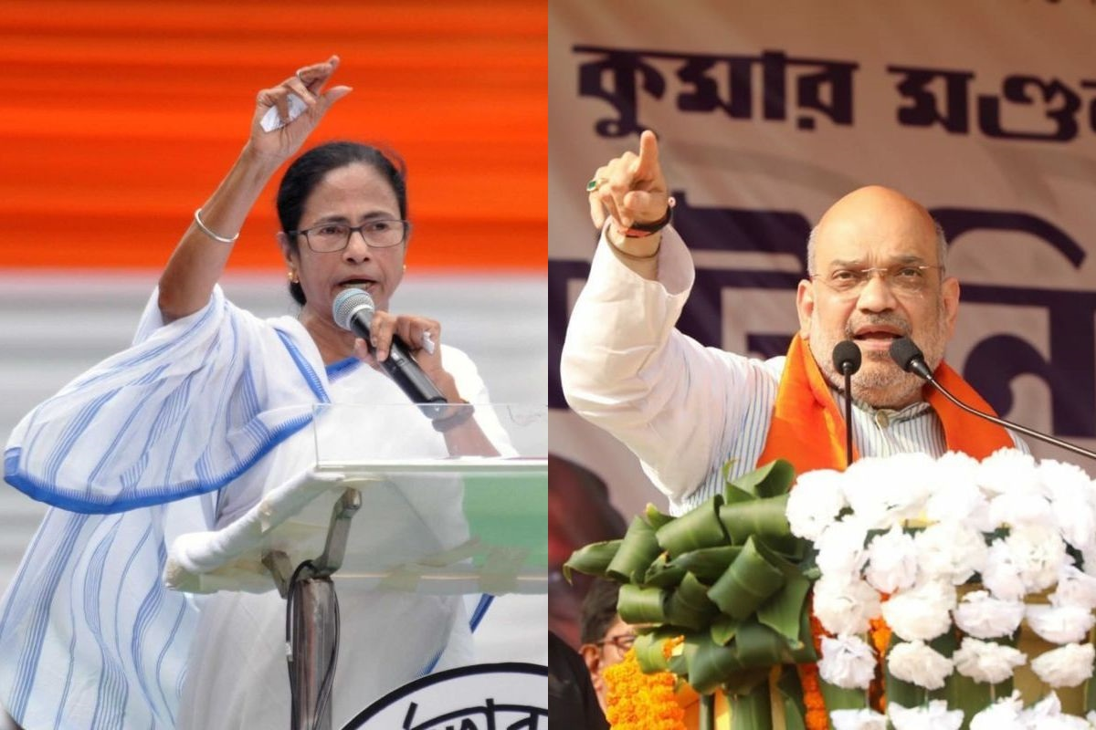 Mamata meets Amit Shah, says 'don't want NRC in West Bengal'