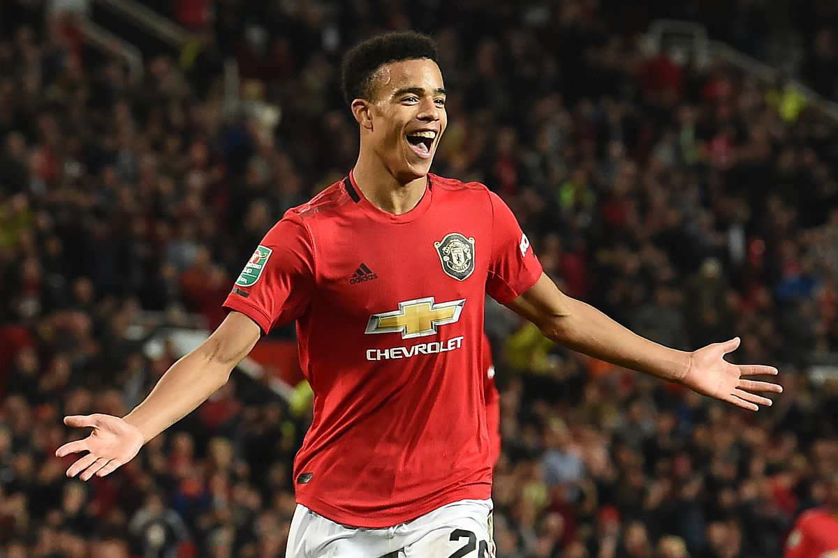 Solskjaer Confirms Greenwood Would Play For Man United Against Arsenal