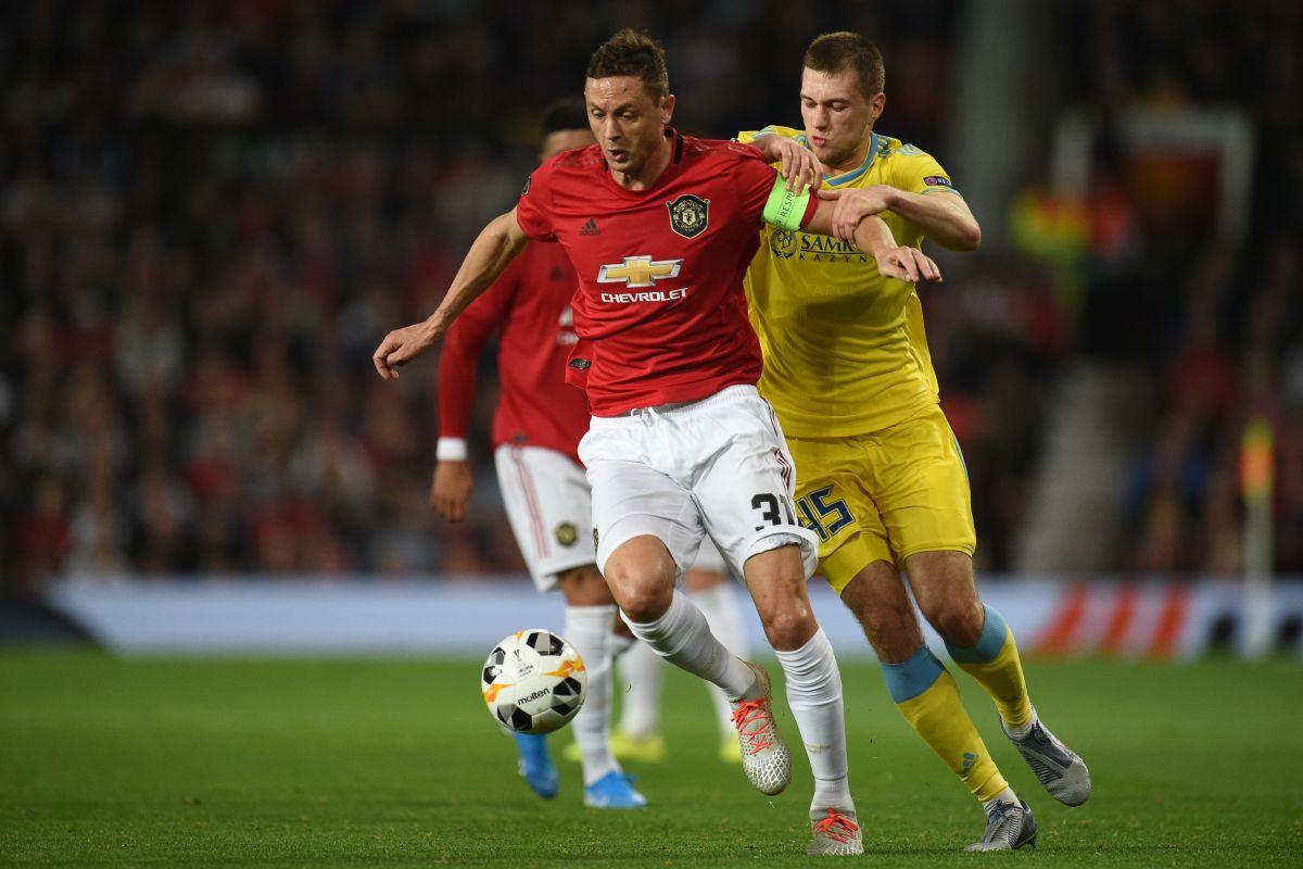 Nemanja Matic reveals he was proud of being made captain