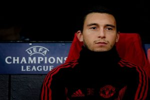 Matteo Darmian moves from Manchester United to Parma