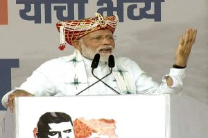 'Make Kashmir paradise again': PM Modi's outreach at Maharashtra poll campaign rally