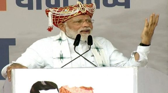 'Make Kashmir paradise again': PM Modi's outreach at Maharashtra poll campaign rally